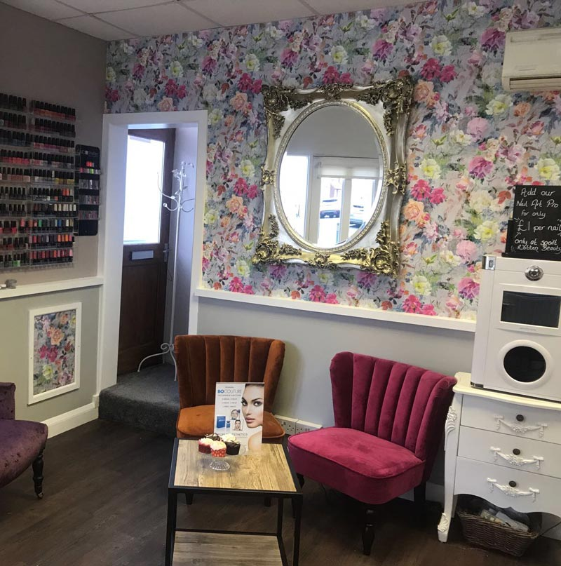 Fresh New Salon for Autumn